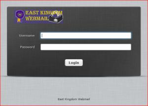 East Kingdom Webmail Portal